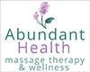 Abundant Health Massage Therapy & Wellness