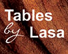 Tables by Lasa