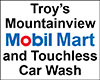 Troy's Mountainview Mobil Mart and Touchless Car Wash